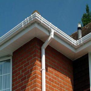 East Midlands new upcv gutter soffits and fascia